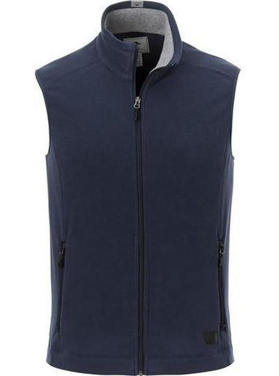 Roots73 Willowbeach Microfleece Vest-S-Atlantic Navy-Thread Logic