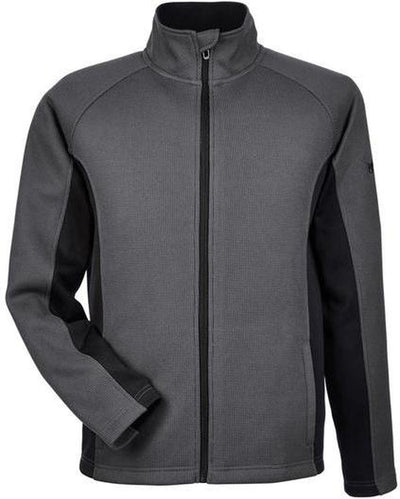 Spyder Constant Full-Zip Sweater Fleece-S-Polar/ Black-Thread Logic