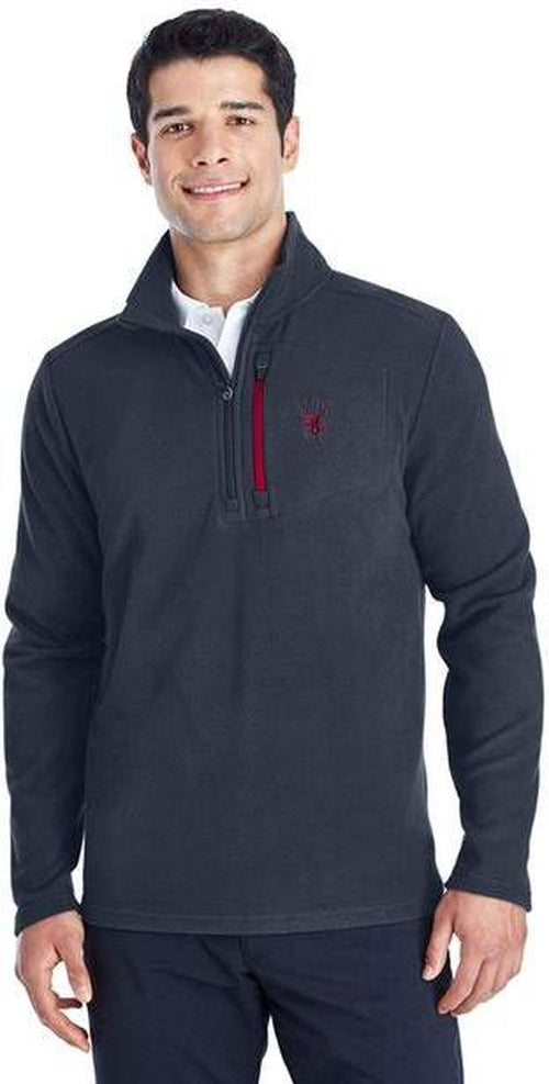 Spyder Transport Quarter-Zip Fleece Pullover