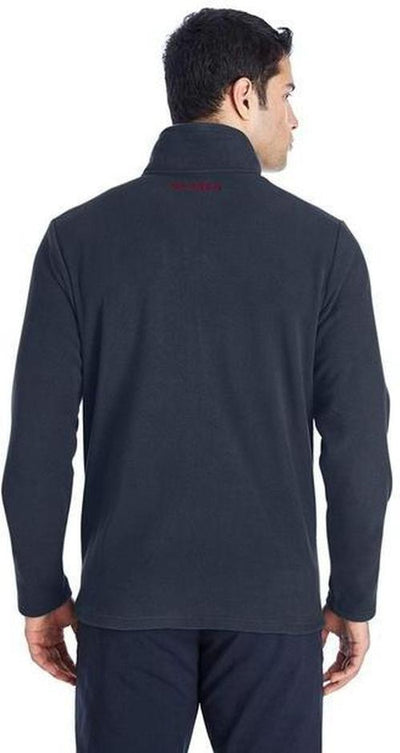 Spyder Transport Quarter-Zip Fleece Pullover-Thread Logic no-logo
