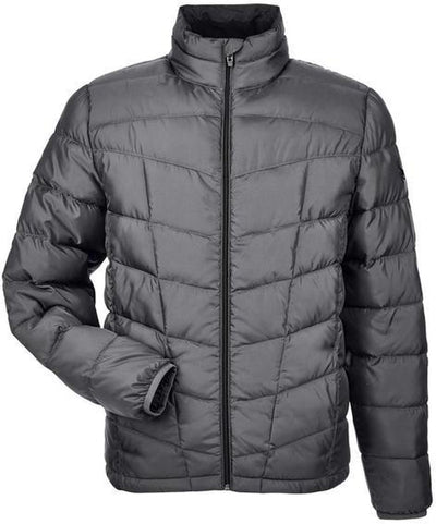 Spyder Pelmo Insulated Puffer Jacket-S-Polar/ Black-Thread Logic