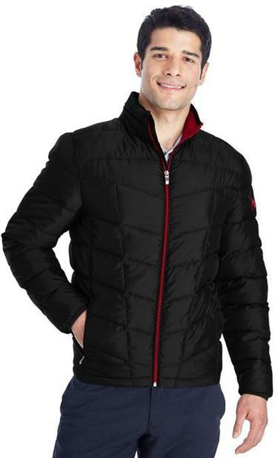 Spyder Pelmo Insulated Puffer Jacket-Thread Logic