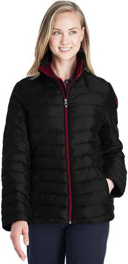 Spyder Ladies Supreme Insulated Puffer Jacket-Thread Logic no-logo