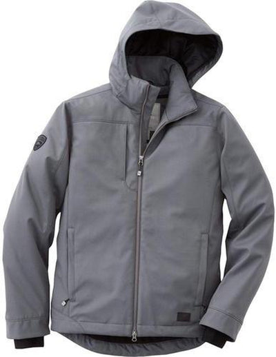 Roots73 Northlake Insulated Jacket-S-Charcoal-Thread Logic