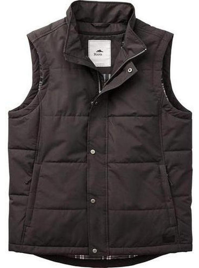 Roots73 Traillake Insulated Vest-S-Grey Smoke-Thread Logic