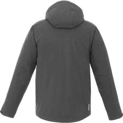 Elevate-BRYCE Insulated Softshell Jacket-Thread Logic no-logo