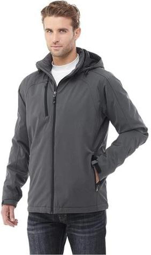 Elevate-BRYCE Insulated Softshell Jacket-Thread Logic