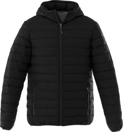 Elevate-NORQUAY Insulated Jacket-S-Black-Thread Logic