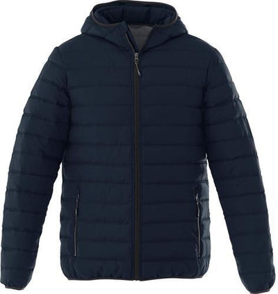 Elevate-NORQUAY Insulated Jacket-S-Navy-Thread Logic
