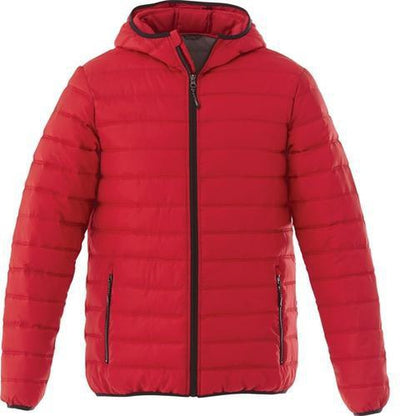 Elevate-NORQUAY Insulated Jacket-S-Team Red-Thread Logic