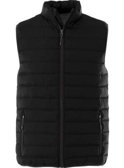 Elevate-MERCER Insulated Vest-S-Black-Thread Logic