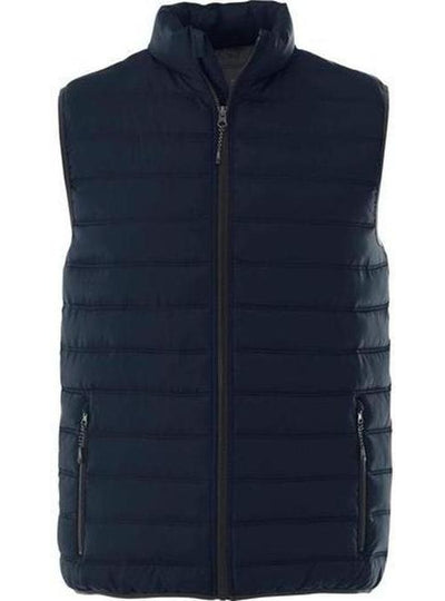 Elevate-MERCER Insulated Vest-S-Navy-Thread Logic