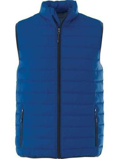 Elevate-MERCER Insulated Vest-S-New Royal-Thread Logic