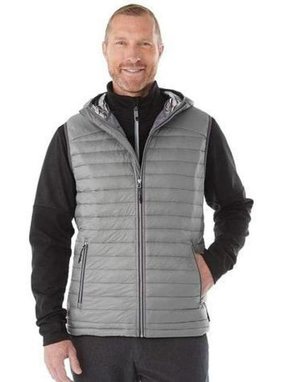 Elevate-Junction Packable Insulated Vest-Thread Logic no-logo