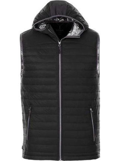 Elevate-Junction Packable Insulated Vest-S-Black-Thread Logic