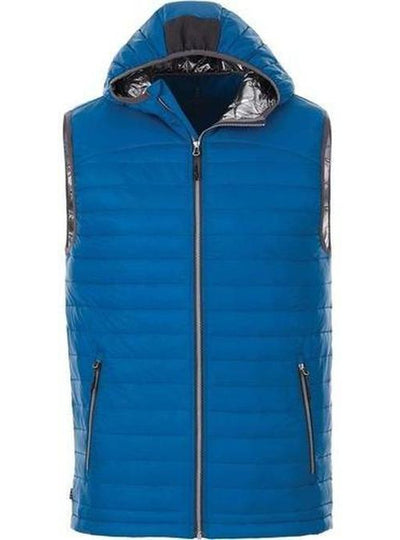 Elevate-Junction Packable Insulated Vest-S-Olympic Blue-Thread Logic