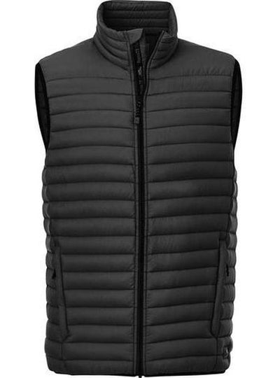 Roots73 Eaglecove Down Vest-S-Black-Thread Logic