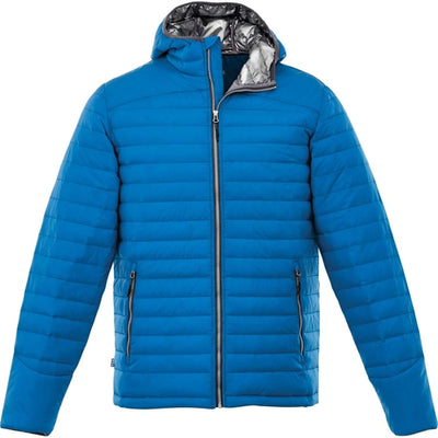 Elevate-SILVERTON Packable Insulated Jacket-S-Olympic Blue-Thread Logic