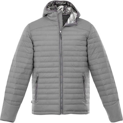 Elevate-SILVERTON Packable Insulated Jacket-S-Quarry-Thread Logic