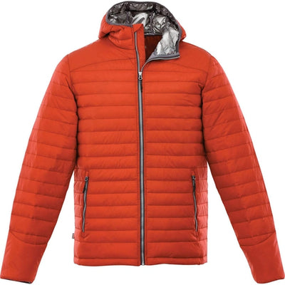 Elevate-SILVERTON Packable Insulated Jacket-S-Saffron-Thread Logic