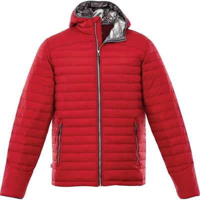 Elevate-SILVERTON Packable Insulated Jacket-S-Team Red-Thread Logic