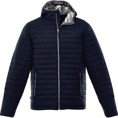 Elevate-SILVERTON Packable Insulated Jacket-S-Vintage Navy-Thread Logic