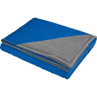 Elevate-Elevate Beta Oversize Light Down Blanket-Royal-Thread Logic