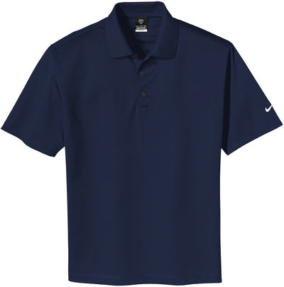 NIKE Golf Tech Basic Dri-Fit Polo-S-Navy-Thread Logic