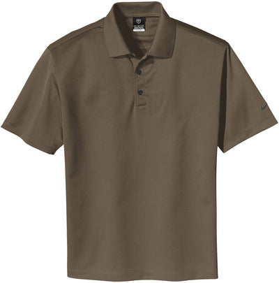 NIKE Golf Tech Basic Dri-Fit Polo-S-Olive-Thread Logic