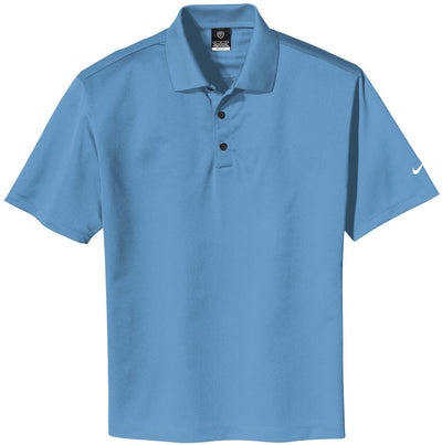NIKE Golf Tech Basic Dri-Fit Polo-S-University Blue-Thread Logic