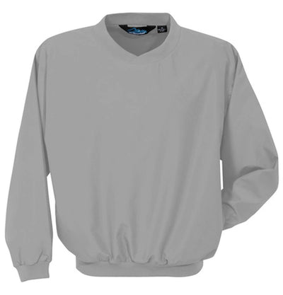 Tri Mountain-Windstart Windshirt-S-Grey-Thread Logic