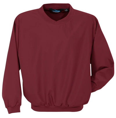 Tri Mountain-Windstart Windshirt-S-Maroon-Thread Logic