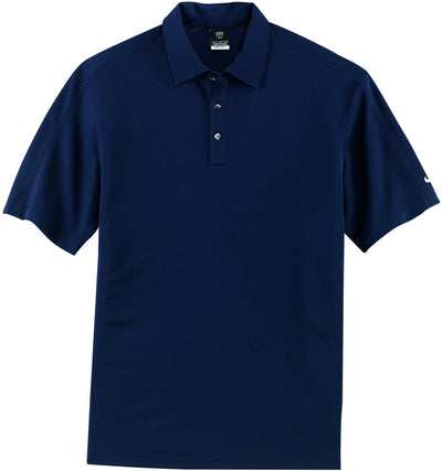 Navy NIKE Golf Tech Sport Dri-Fit Polo