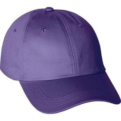 Elevate-APEX CHINO TWILL BALLCAP-Bright Purple-Thread Logic