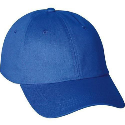 Elevate-APEX CHINO TWILL BALLCAP-New Royal-Thread Logic
