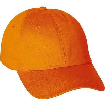 Elevate-APEX CHINO TWILL BALLCAP-Saffron-Thread Logic