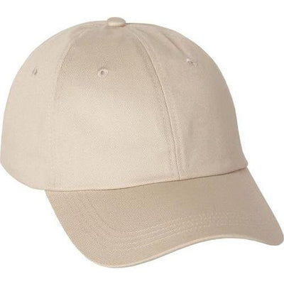 Elevate-APEX CHINO TWILL BALLCAP-Sandstone-Thread Logic