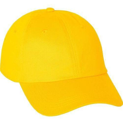 Elevate-APEX CHINO TWILL BALLCAP-Yellow-Thread Logic