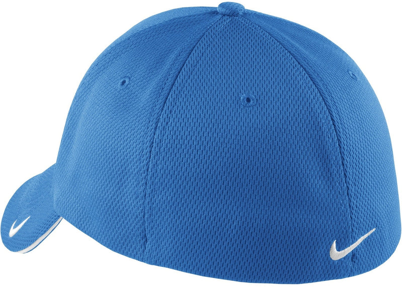 With Logo NIKE Golf Dri-Fit Mesh Flex Sandwich Cap