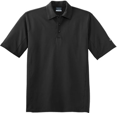 NIKE Golf Sphere Dry Diamond Polo-S-Black-Thread Logic