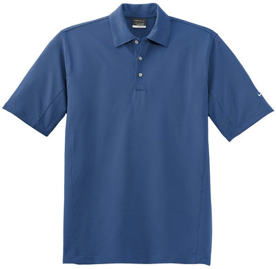 NIKE Golf Sphere Dry Diamond Polo-S-Mountain Blue-Thread Logic