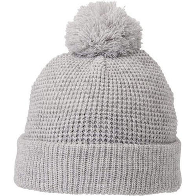 Elevate-VAULT Knit Toque-Heather Grey-Thread Logic
