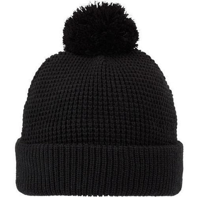 Elevate-VAULT Knit Toque-Black-Thread Logic
