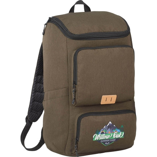 "Elevate-Trails 15"" Computer Backpack-Thread Logic"