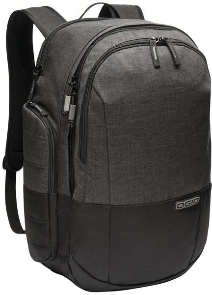 OGIO Rockwell Pack-Grey-Thread Logic