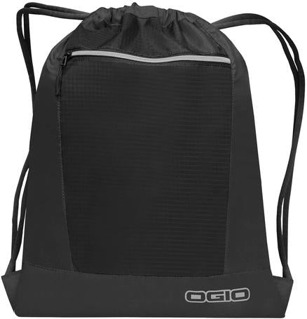 OGIO Pulse Cinch Pack-Black-Thread Logic