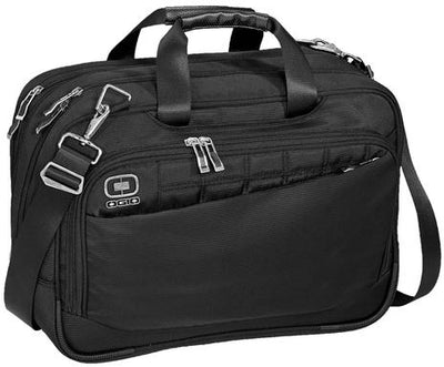 OGIO Element Messenger-Black-Thread Logic