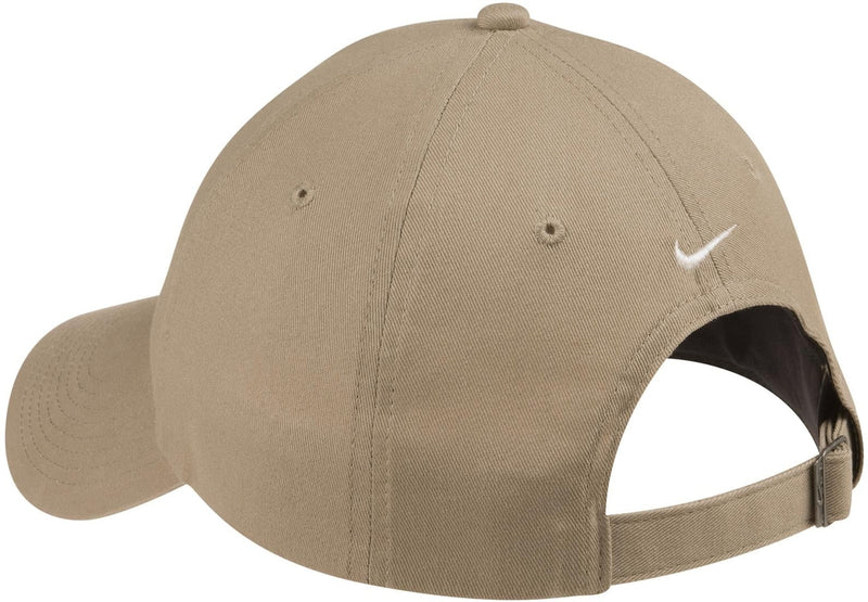 NIKE Golf Unstructured Twill Cap-Thread Logic