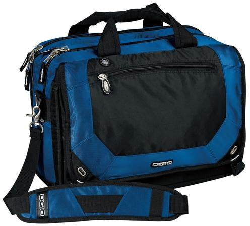 OGIO Corporate Messenger Bag-Royal-Thread Logic