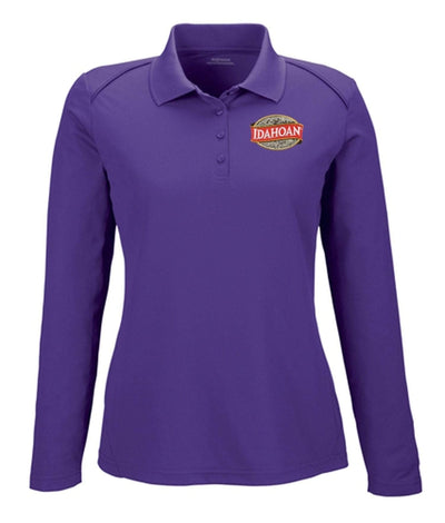 Extreme-Ladies Snag Protection Long-Sleeve Polo-Thread Logic no-logo